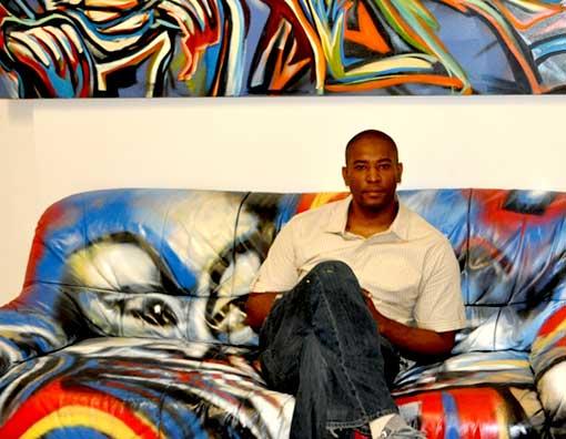 Corey Barksdale African American Art Gallery Atlanta