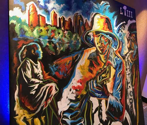 Mercedes Benz Midtown >> Corey Barksdale African American Art Gallery - ATLANTA ...