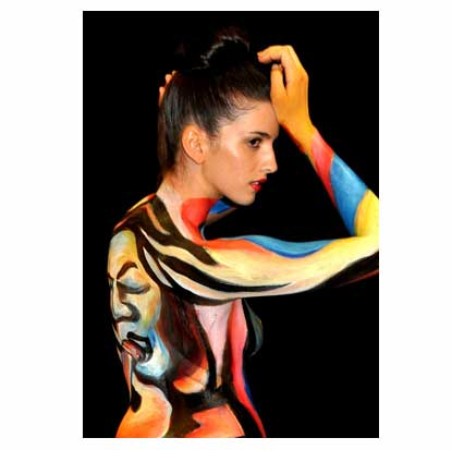 Body Painting Atlanta Ga
